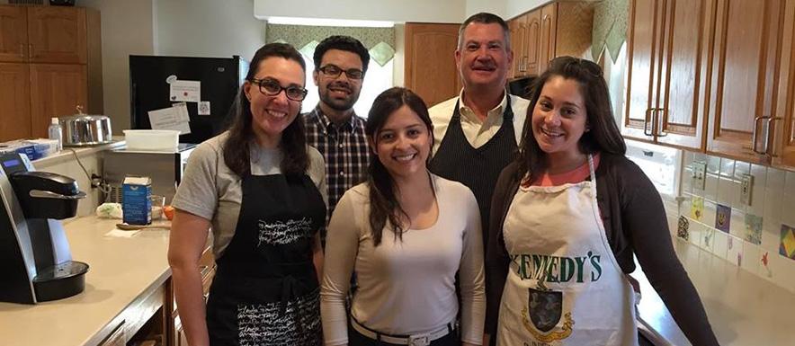 Volunteer - Ronald McDonald House New England Charities