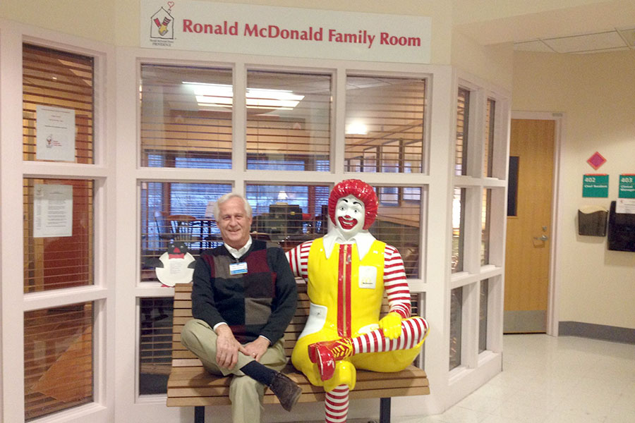 Ronald McDonald Family Room - Providence