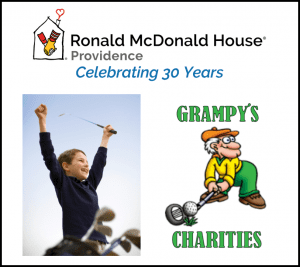 Ronald McDonald House Providence Golf Tournament