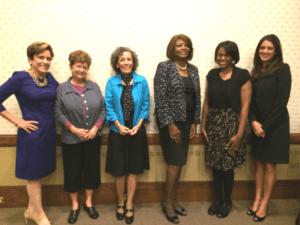 Women's Leadership Award Recipients 2016