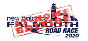 Falmouth Road Race At Home Edition