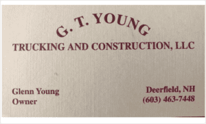 G T Young Trucking and Construction