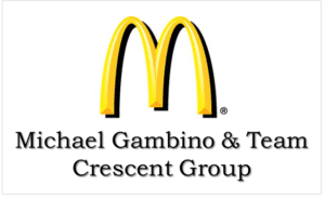 McDonald's Michael Gambino & Team Crescent Group