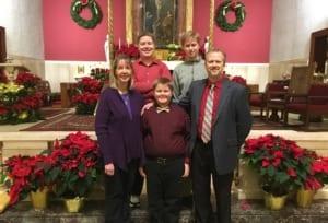 Nicholas & Family