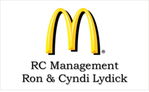 RC Management McDonald's Ron & Cyndi Lydick