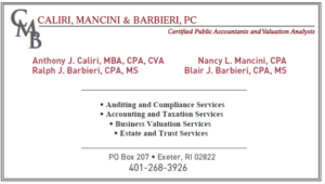 Caliri Mancini & Barbieri, PC