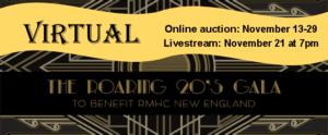 Virtual Roaring 20's Gala