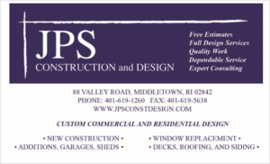 JPS Construction and Design