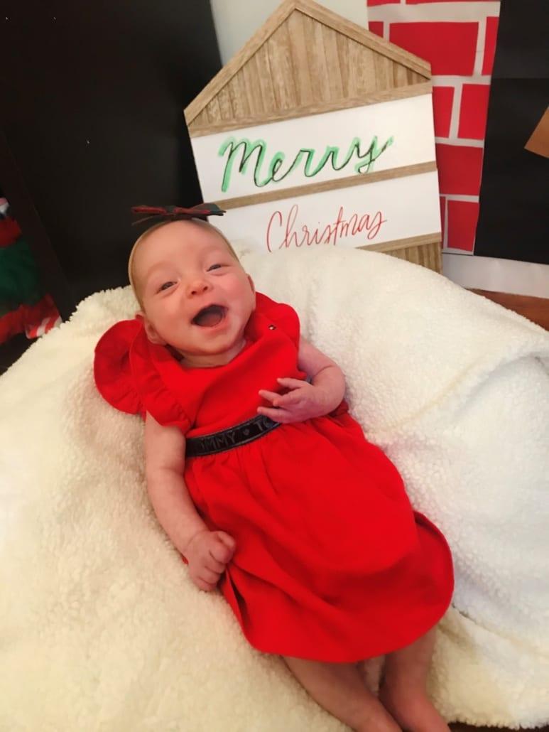 Riley's 1st Christmas