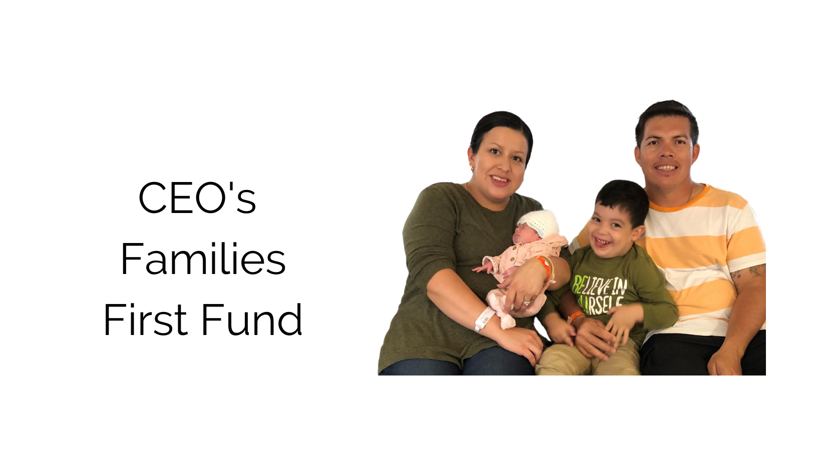 CEO's Families First Fund