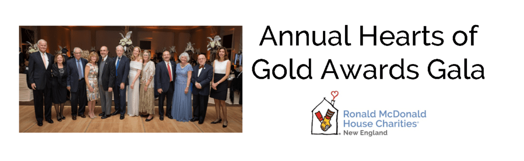 Annual Hearts of Gold Awards Gala