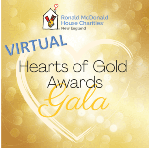 Virtual Hearts of Gold Gala Logo