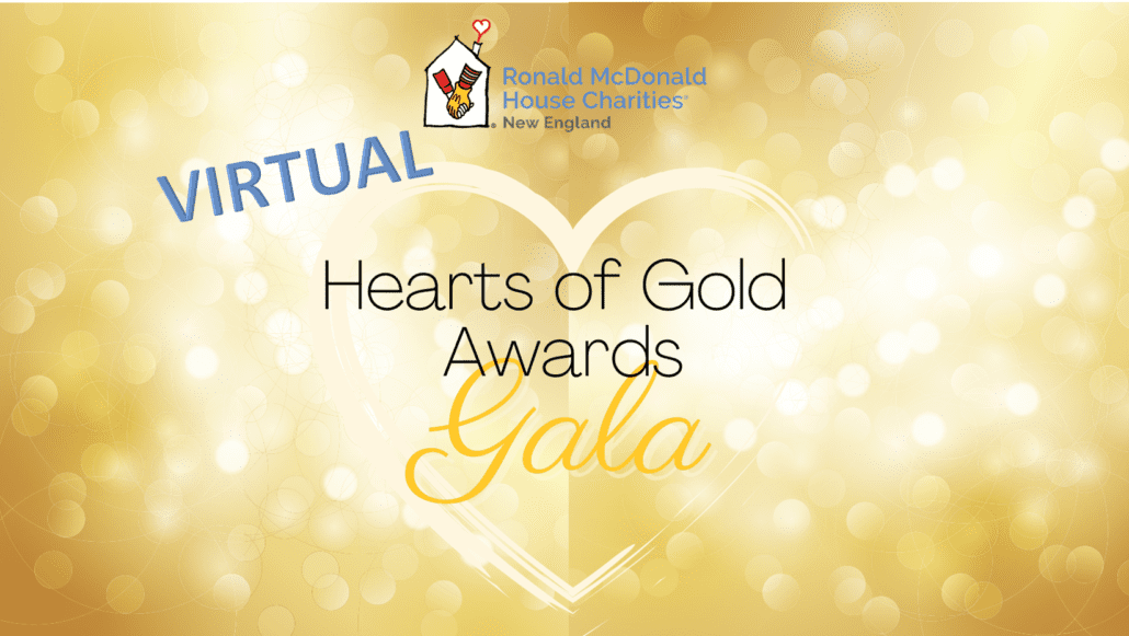 Virtual Hearts of Gold Awards Gala