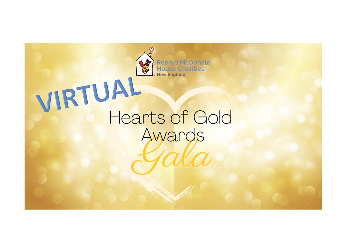 Virtual Hearts of Gold Gala
